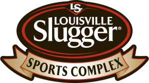 Louisville Slugger Sports Complex Logo
