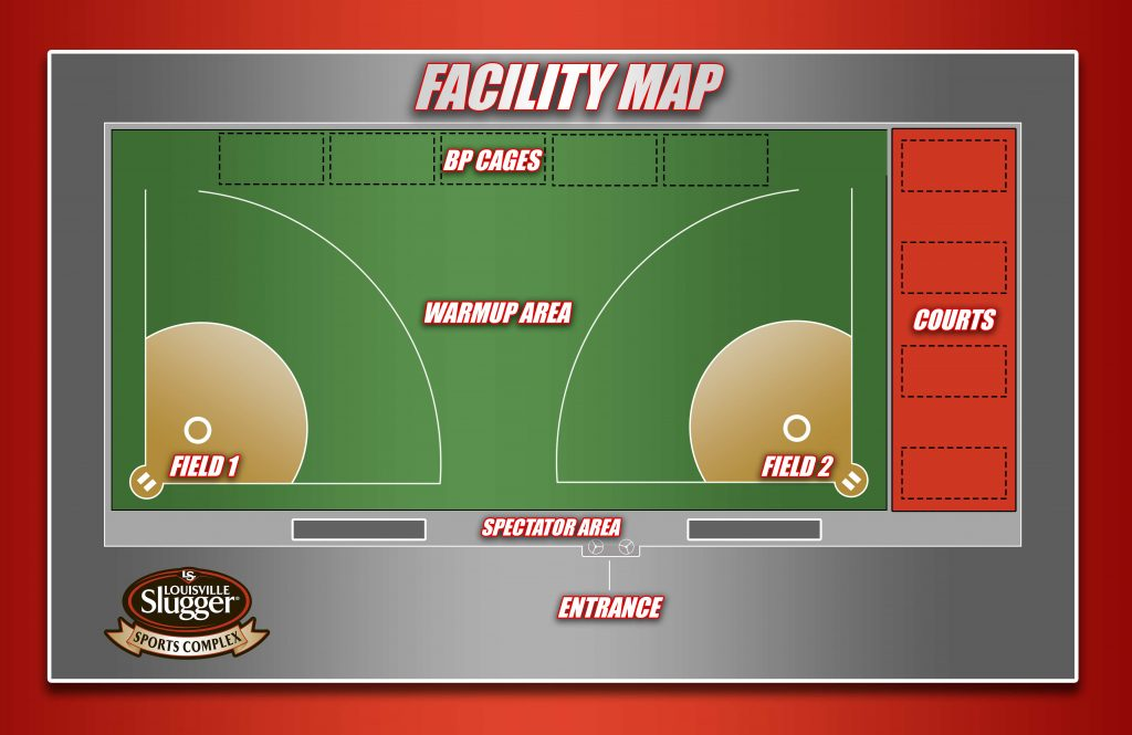 Facility Map Indoor Generic