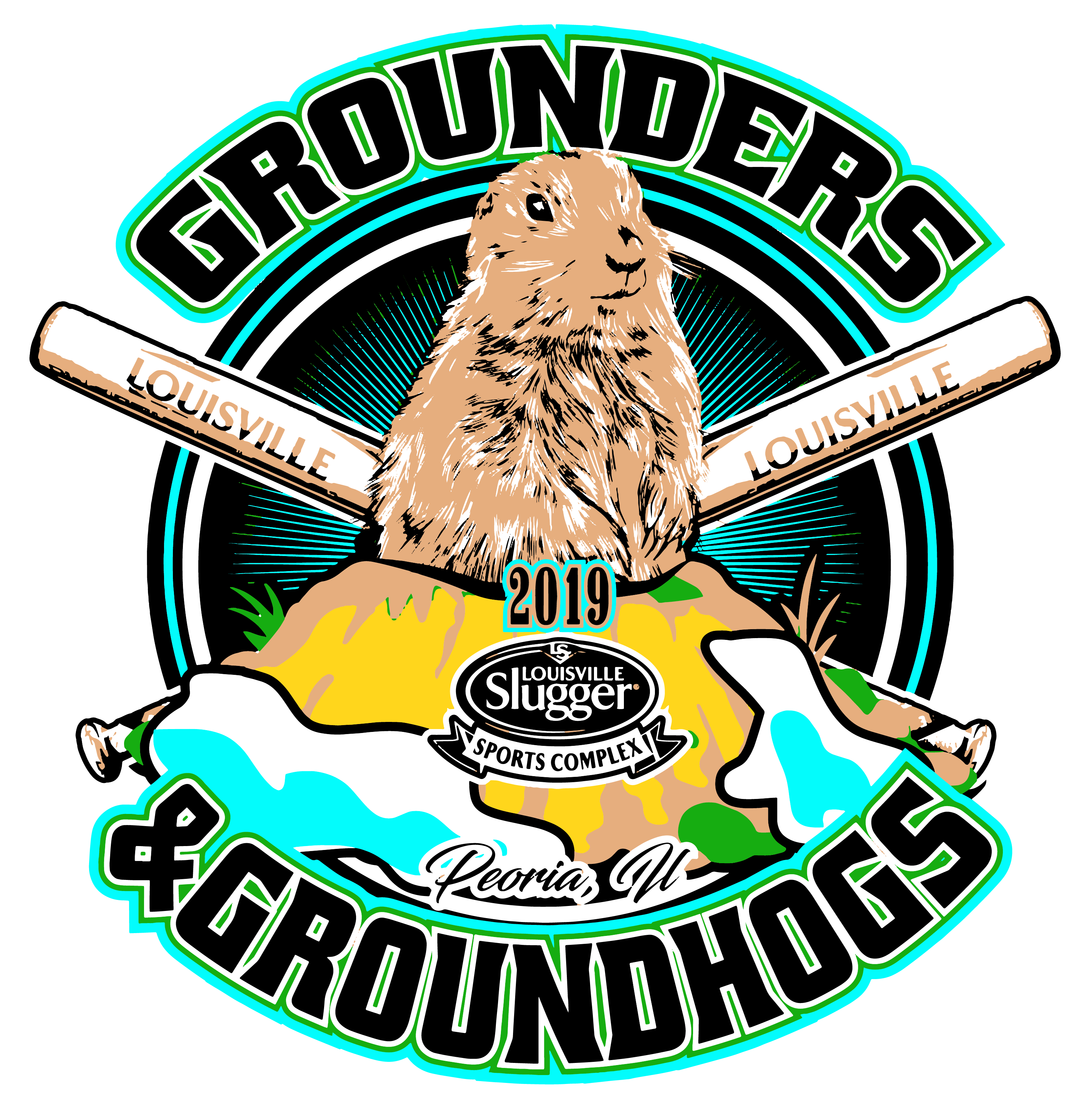 Grounders & Groundhogs